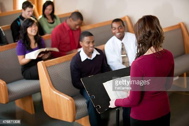 Iglesia congregación
