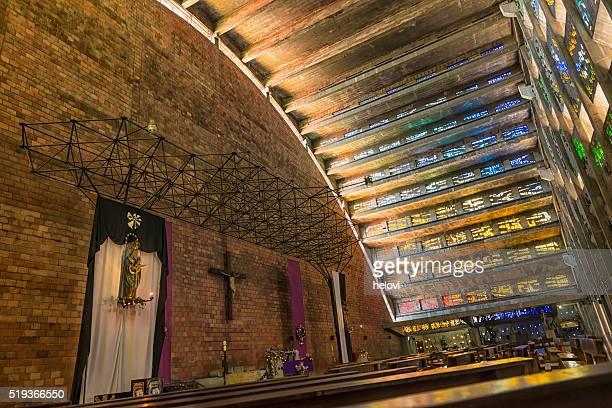 iglesia el rosario - san salvador fotografías e imágenes de stock