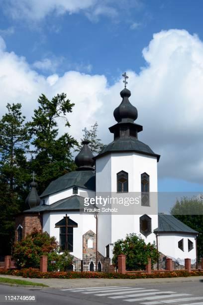 Church, Gizycko, Warmia-Masuria, Poland