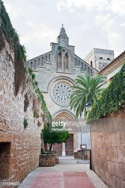Church In Alcudia, Mallorca