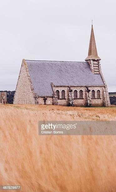 church in france - bortes stock-fotos und bilder