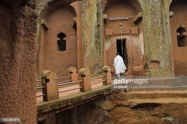 Church in Lalibela, Ethiopia