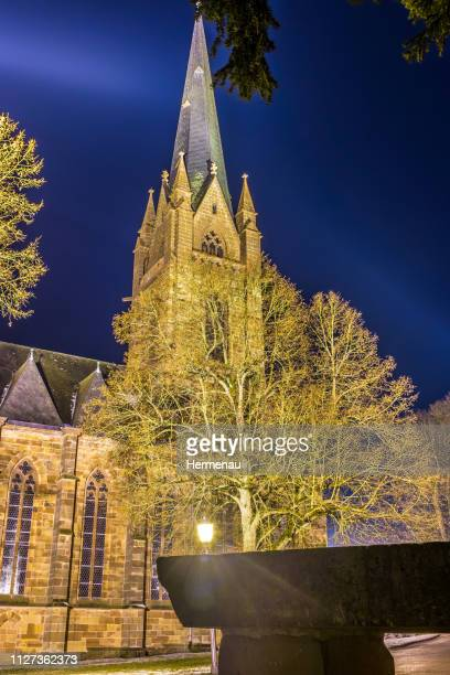 "Church ""Liebfrauenkirche"" in Frankenberg/Eder"