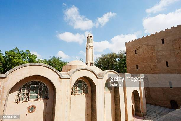 Church Of Abba Skheirun In The Monastery Of Saint Macarius The Great Wadi El Natrun Egypt