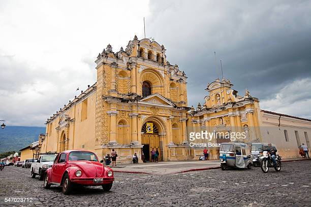 Iglesia del Hermano Pedro Antigua