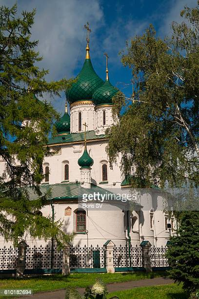Church of Elijah the Prophet, Yaroslavl, Russia, Golden Ring