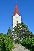 church krasnahorka slovakia