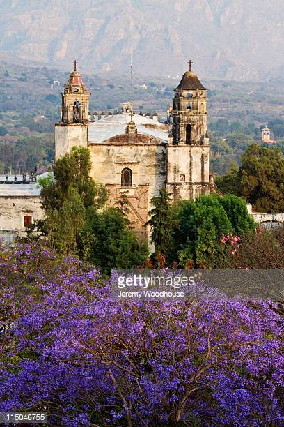 church of la natividad - jeremy woodhouse stock pictures, royalty-free photos & images