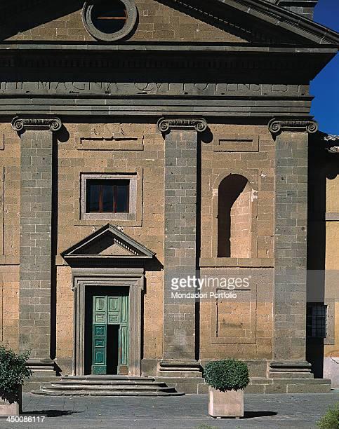 Church of Madonna del Piano by Barozzi Jacopo known as Vignola 16th Century