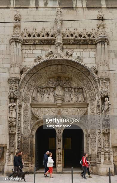 Church of Nossa Senhora Da Conceicao Velha', Rua da Alfa Dega , Lisboa, Portugal, Kirche «Nossa Senhora da Conceicao Velha«, Rua da Alfandega ,...