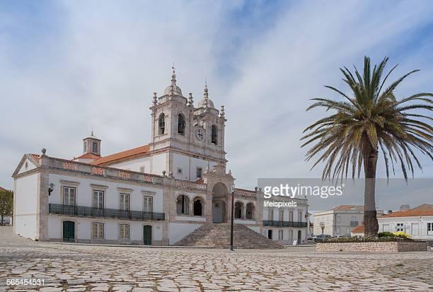 church of nossa senhora da nazaré - lifeispixels stock pictures, royalty-free photos & images