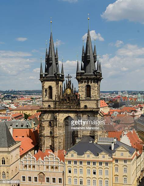 Church of Our Lady Befor Tyn in Prague