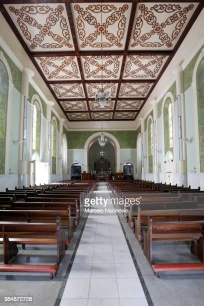 Church of Our Lady of Remedies in Caxambu , Minas Gerais , Brazil