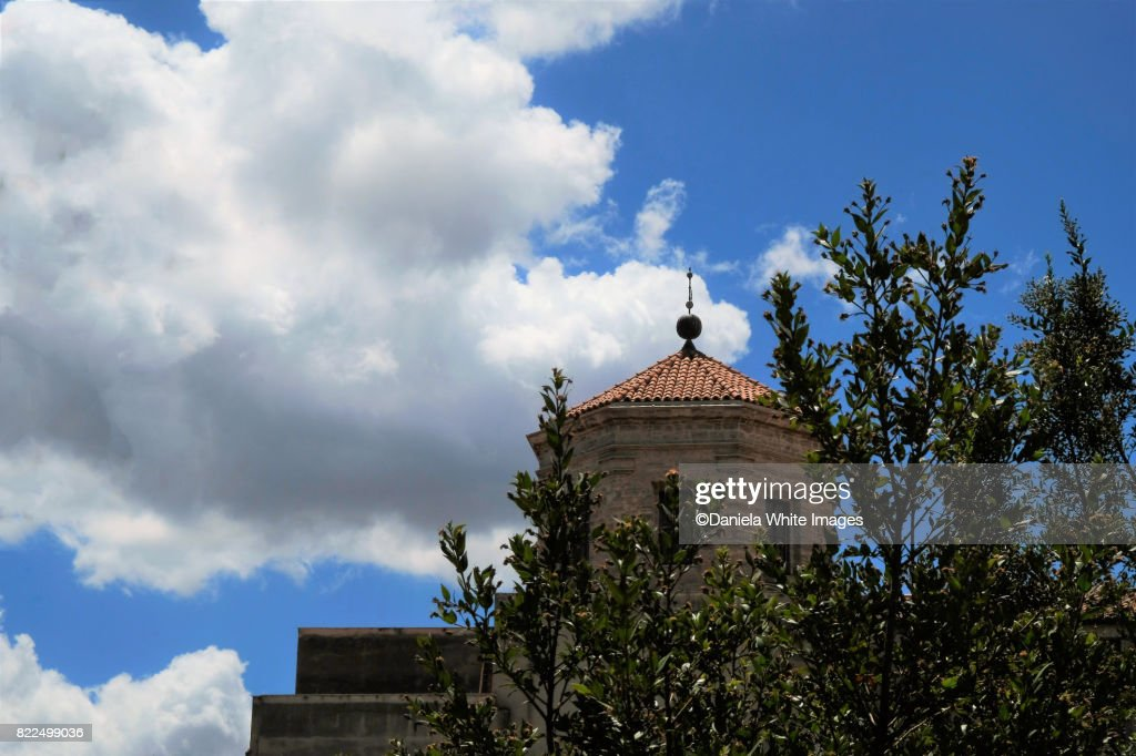 Church of Saint George of the Genoese, Palermo, Sicily, Italy : Stock Photo