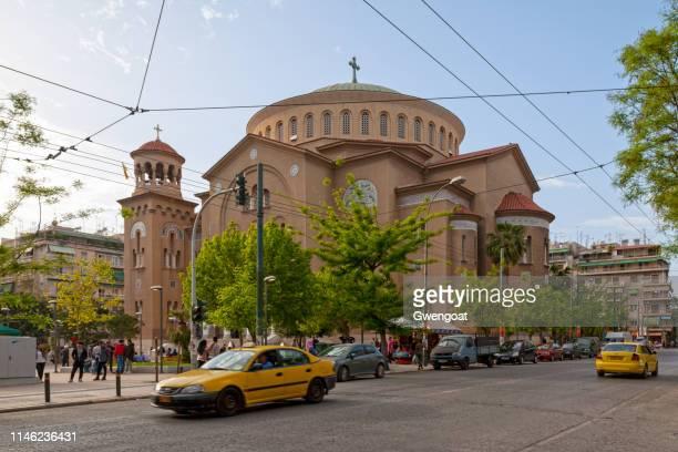 Church of Saint Panteleimon of Acharnai in Athens