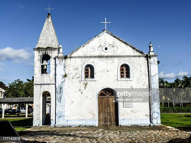 Church of Saint Sebastian, Porto de Cima, Brazil