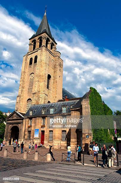 CONTENT] Church of SaintGermaindesPrés is the church the oldest city still standing located in the Paris suburb of SaintGermaindesPrés Paris France