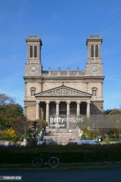 Church of Saint-Vincent-de-Paul in Paris