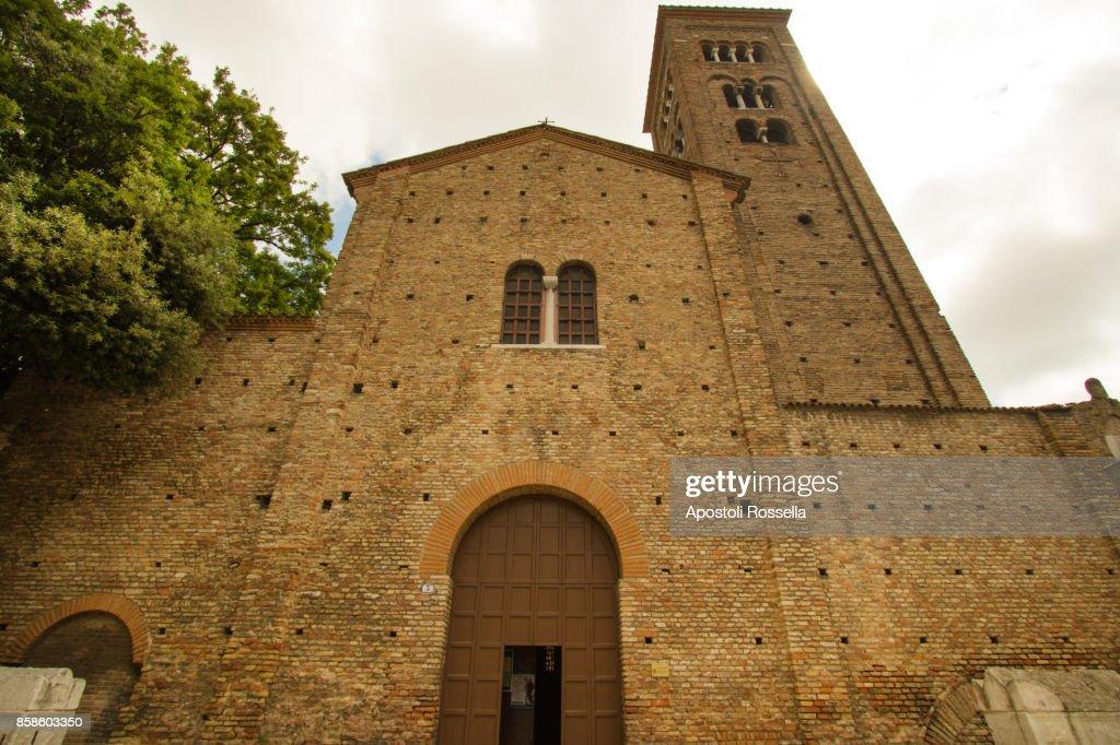 Church of San Francesco, Ravenna : Stock-Foto