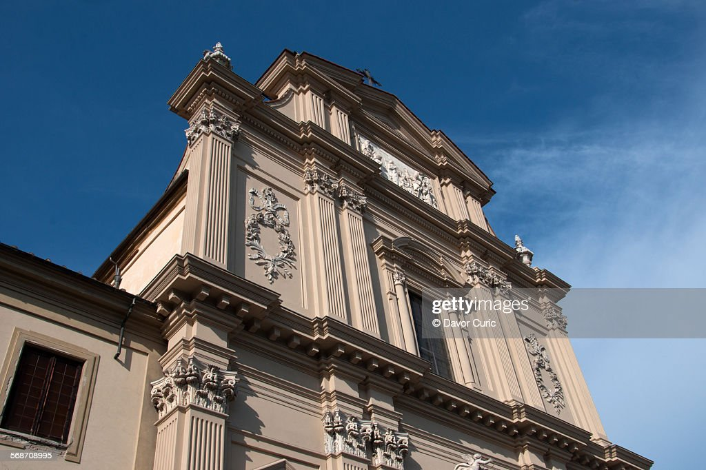 Church of San Marco : Stock Photo