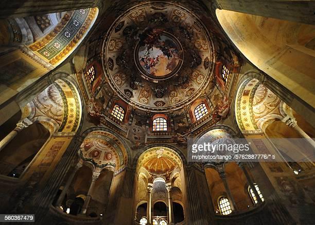 Church of San Vitale, Ravenna, Italy