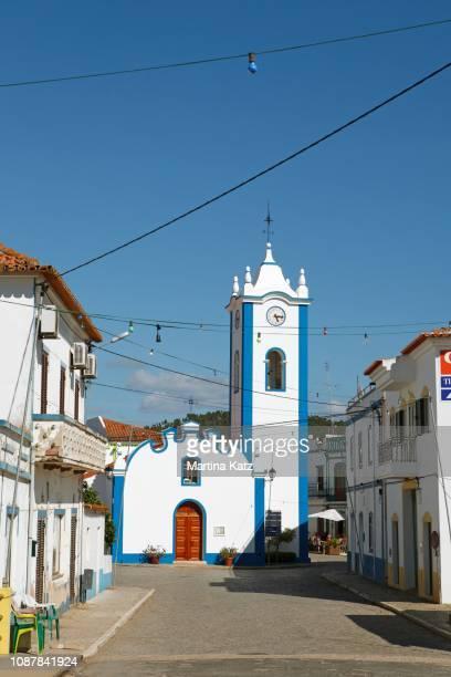 Church of Santa Clara de Assis, Santa Clara-a-Velha, Alentejo Province, Portugal
