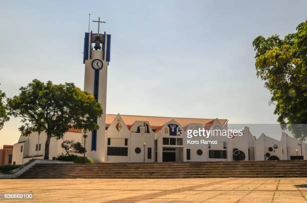 church of santa joana - aveiro portugal - convent stock photos and pictures