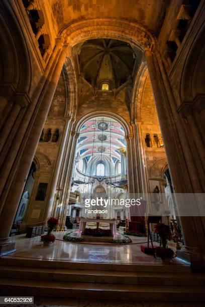 Church of Santa Maria Maior, cathedral of Lisbon, Portugal