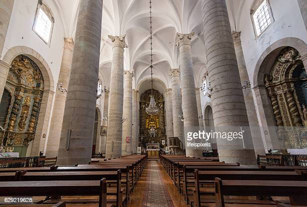 church of santo antao, evora, portugal - lifeispixels stock pictures, royalty-free photos & images