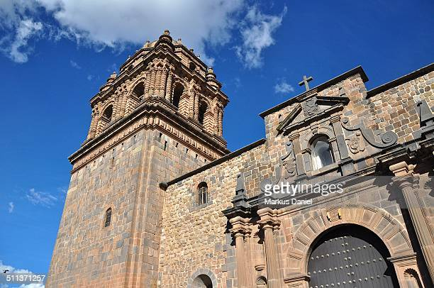 Church of Santo Domingo, Cusco, Peru