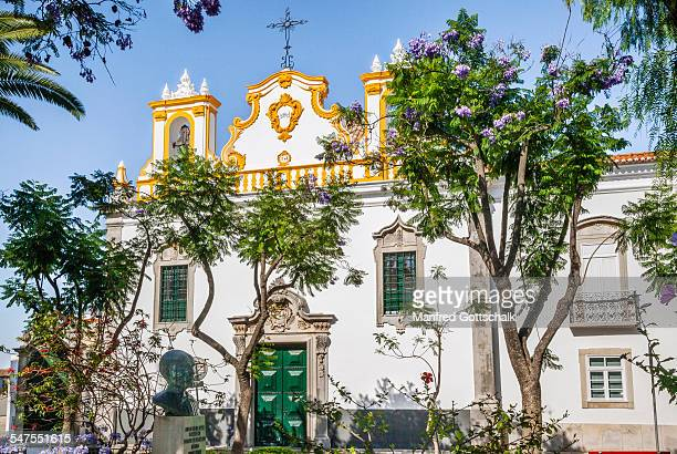 Church of Sao Francisco Tavira