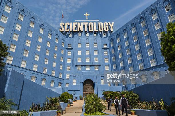 Church of Scientology Building on 4810 Sunset Blvd in Los Angeles