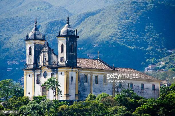Church of São Francisco de Paula