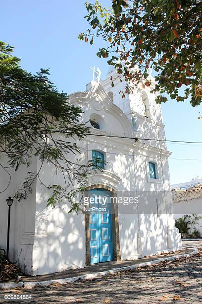 Church of St Benedict built by slaves in the 18th century The city of Cabo Frio is located 156km from the city of Rio de Janeiro Cabo Frio was...