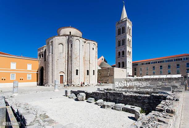 Church of St. Donatus and Zadar Cathedral