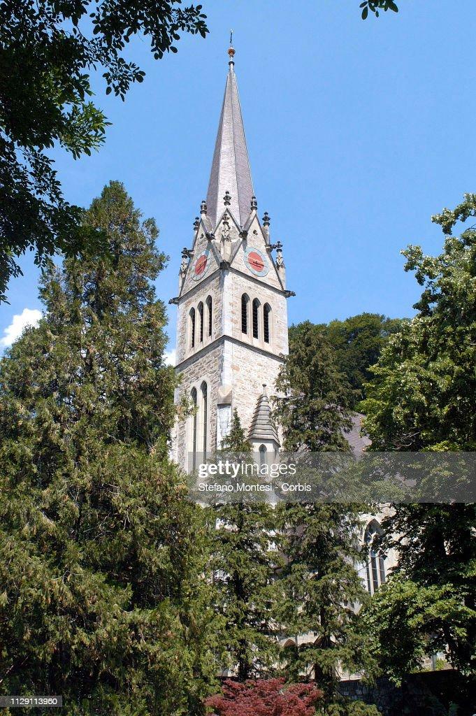 Liechtenstein, Vaduz : Nyhetsfoto