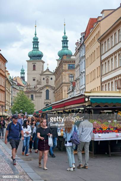 Church of St. Gallen in Prague