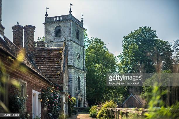 Church of St Giles, Wimborne St. Giles