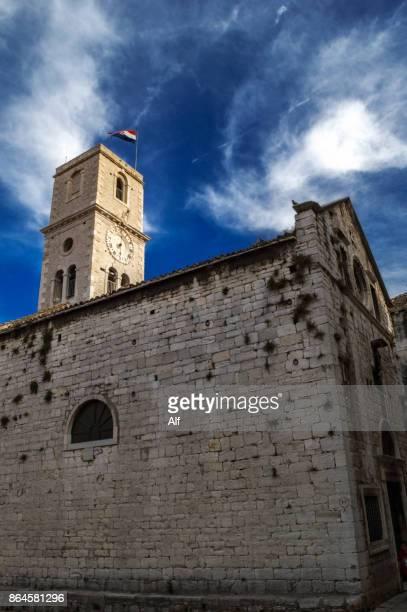 Church of St. Ivan in Sibenik, Croatia