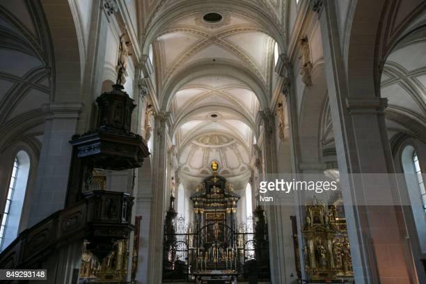 Church of St. Leodegar, Lucerne
