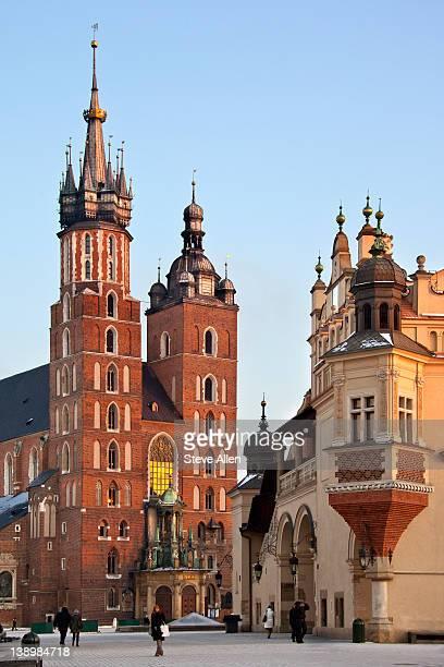 Church of St Mary - Cracow - Poland