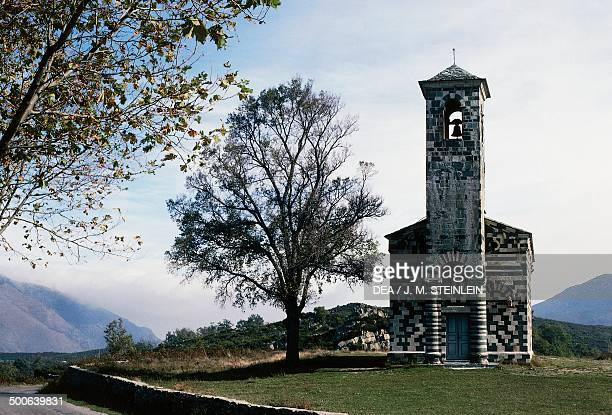 Church of St Michael Murato Corsica France 13th century
