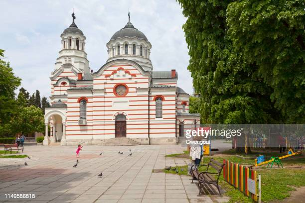 Church of St. Paraskeva-Petka in Varna