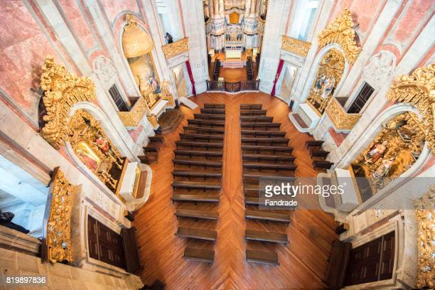 church of the clergy, porto, portugal - cleric stock pictures, royalty-free photos & images