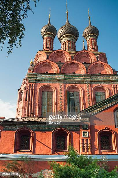 Church of the Epiphany, Yaroslavl, Golden Ring, Russia