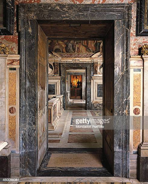 Church of the Gesù by Della Porta Giacomo Barozzi Jacopo known as Vignola 1568 1571 16th Century