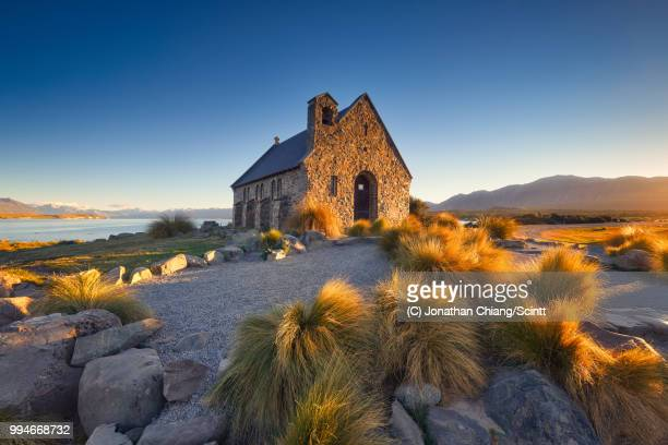 church of the good shepherd - international landmark stock pictures, royalty-free photos & images