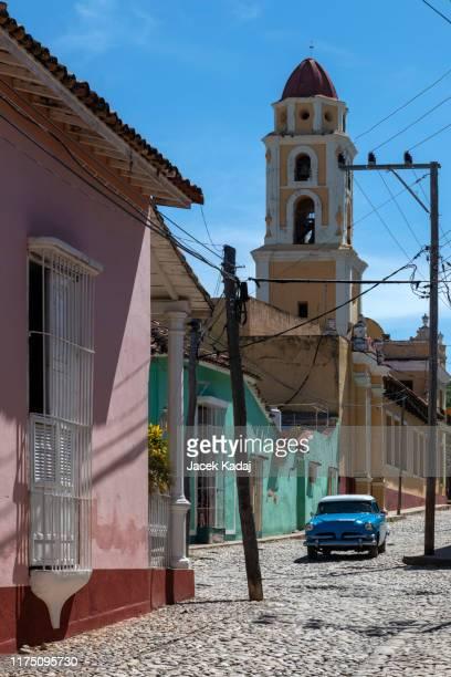 church of the holy trinity - sancti spiritus provincie stockfoto's en -beelden