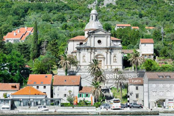 Church Of The Nativity Of The Blessed Virgin Mary In Kotor