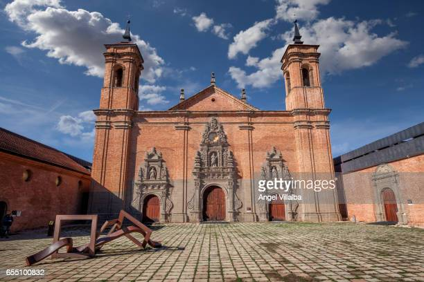 Church of the new monastery of San Juan de la Peña